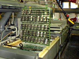 Chemisch Nickel Anlage für Gestellware