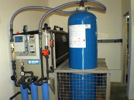 Chemisch vernickeln Wasseraufbereitung Vorbehandlung