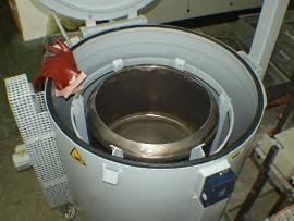 Neue Chemisch Nickel-Anlage Zentrifugentrocknung