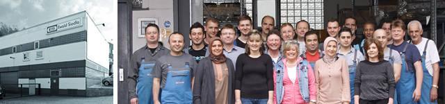 Firma Siodla Witten NRW - Unternehmen und Mitarbeiter