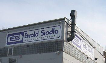 Ewald Siodla Metallveredelungs GmbH Witten NRW