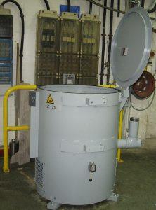 Zentrifugentrocknung Chemisch Nickel